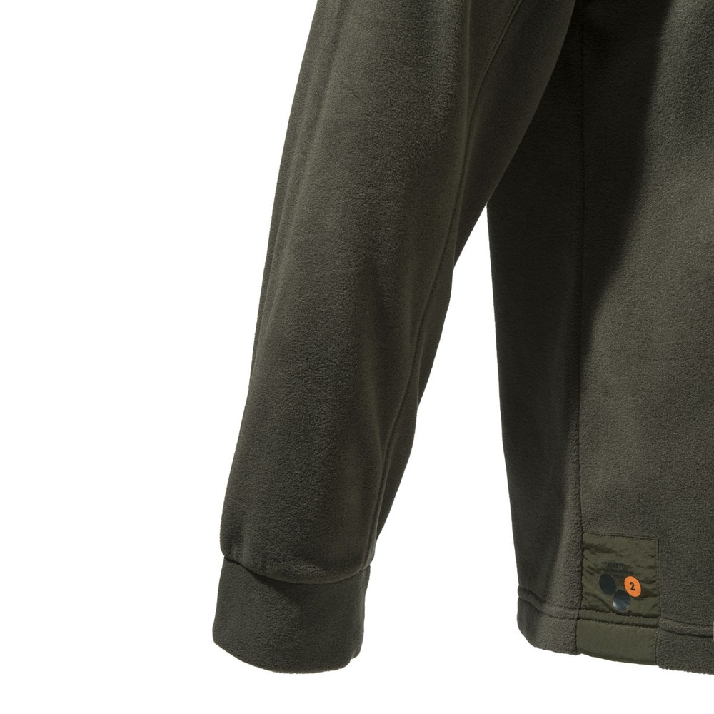Beretta Half Zip Fleece Chocolate