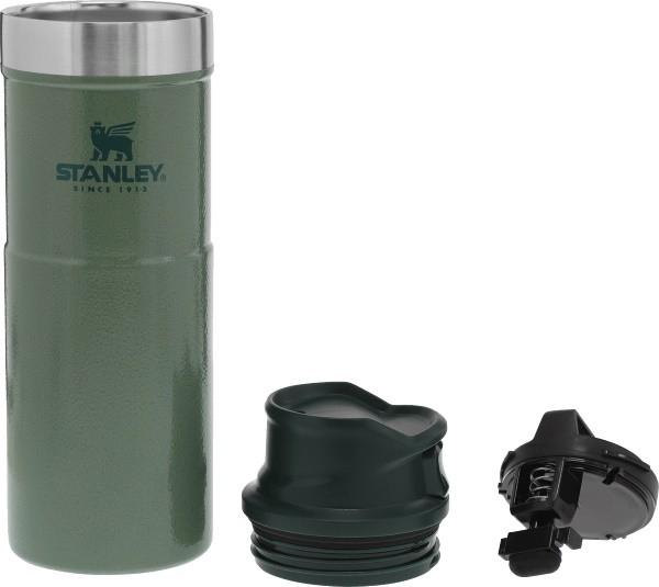 Stanley Classic Trigger Action Travel Mug - 0.47L Green