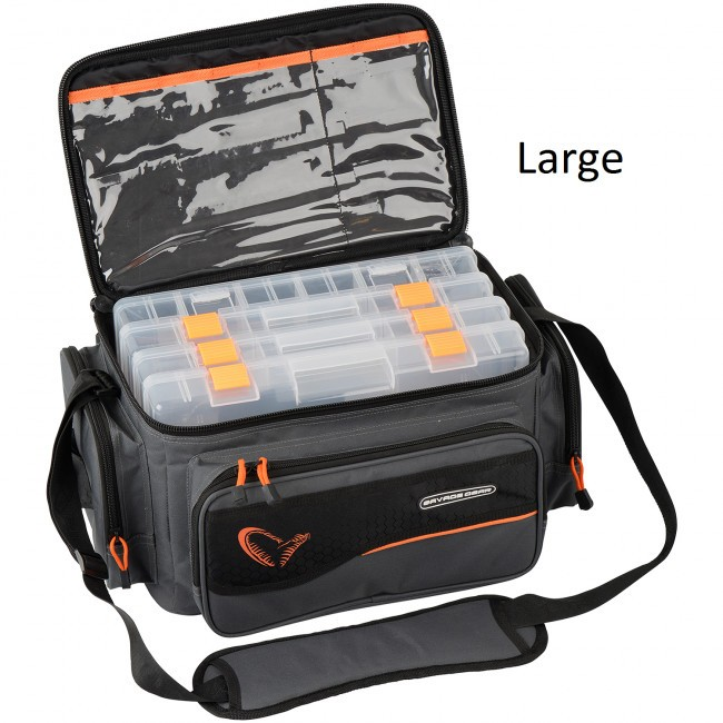 Savage Gear - System Box Bag - Large