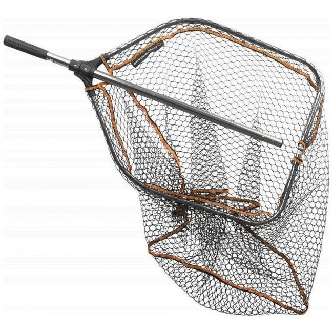 Savage Gear Pro Folding Rubber Mesh Landing Net - Large