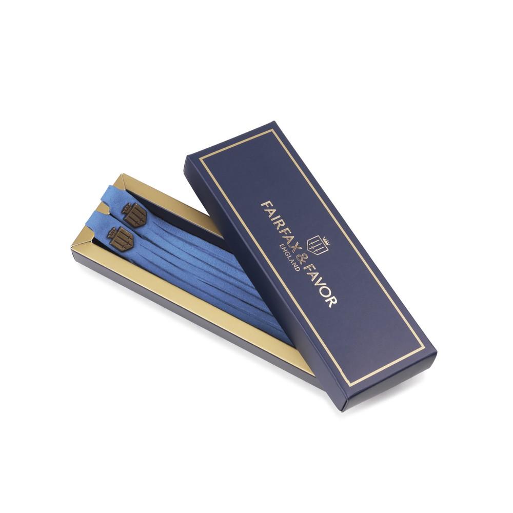 Fairfax & Favor Boot Tassels - Cobalt Blue