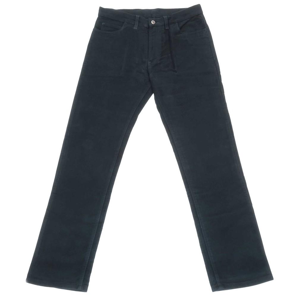 Allcocks Stonecutter Moleskin Trousers - Regular Gunmetal