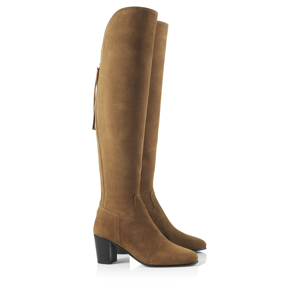 Fairfax & Favor Fairfax & Favor Heeled Amira Boot