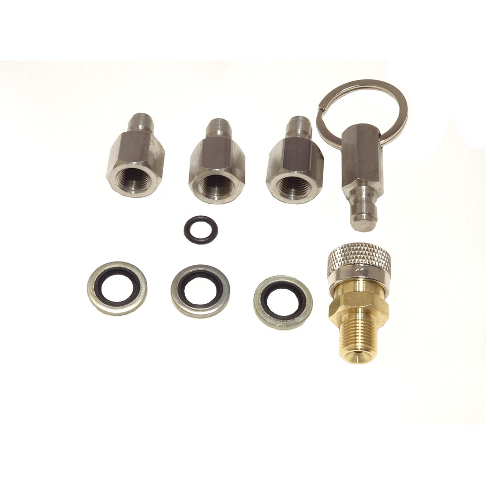 Best Fittings Quick Coupler Starter Kit Unknown