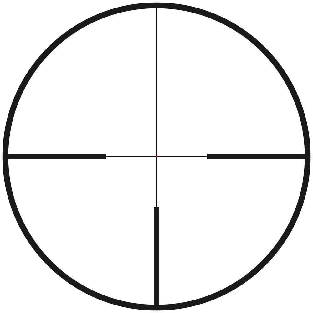 Zeiss Conquest V6 Riflescope - 1.1-6x24 - Illuminated Reticle #60 Black