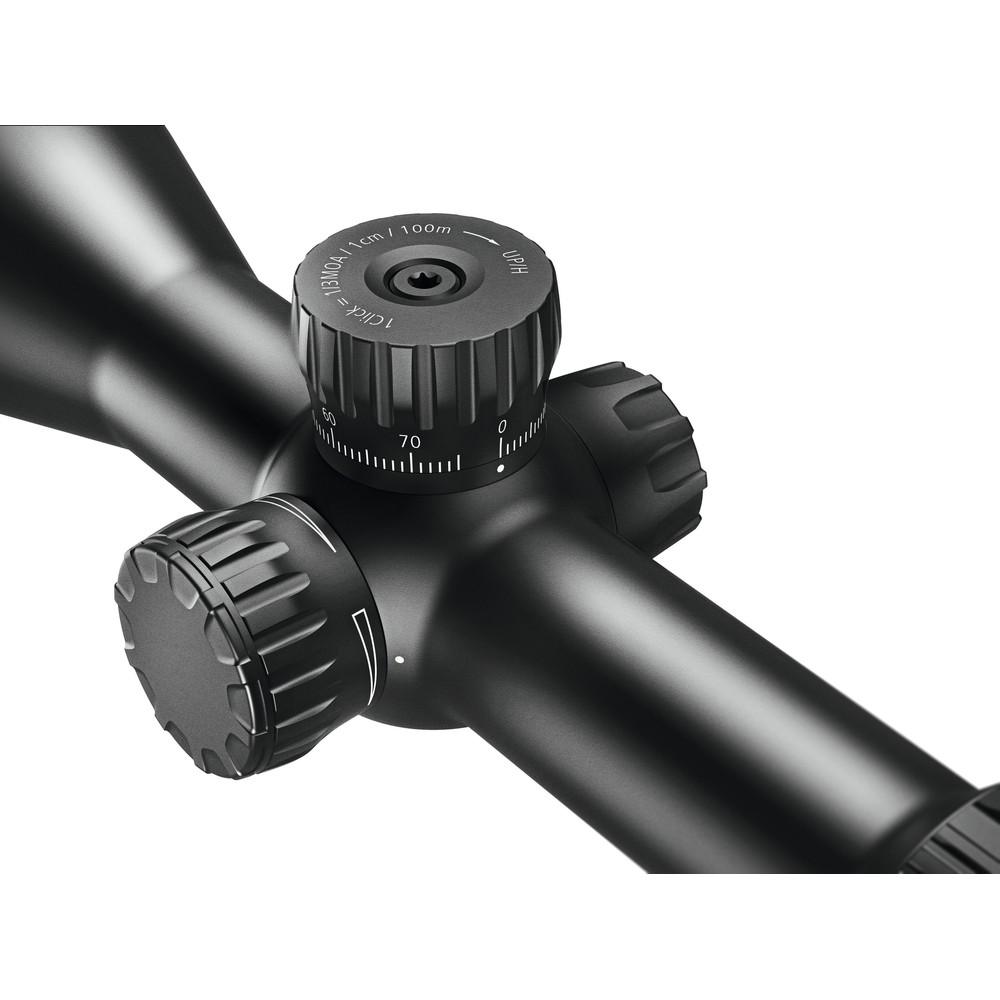 Zeiss Conquest V6 Riflescope - 2-12x50 - ASV (H) - Illuminated Reticle #60 Black