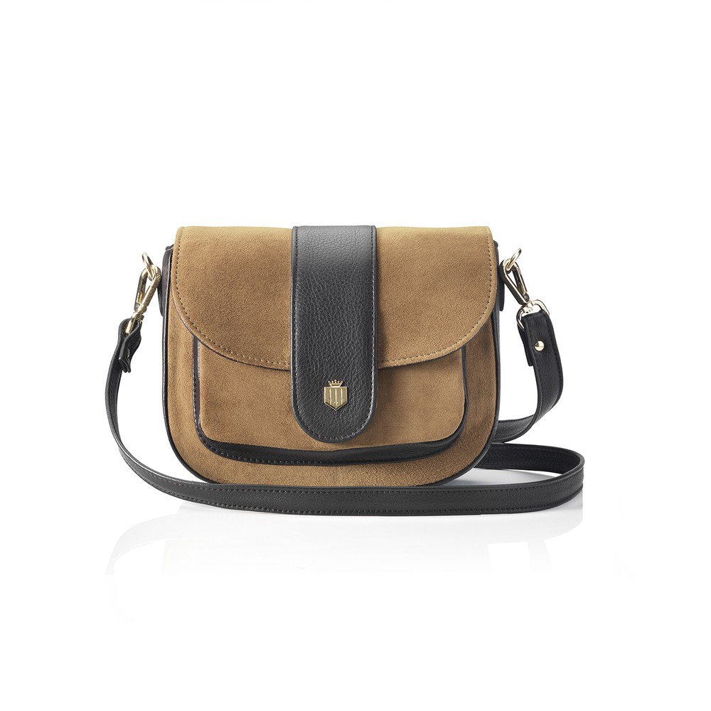 Fairfax & Favor Highcliffe Handbag - Tan Tan