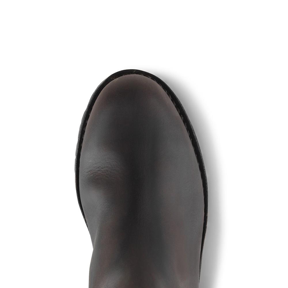 Fairfax & Favor Imperial Explorer Boot - Mahogany Mahogany