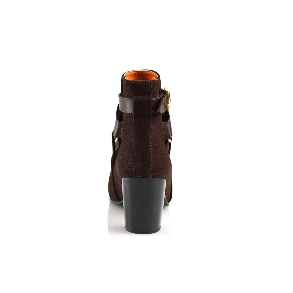 Fairfax & Favor Kensington Boot - Chocolate Chocolate