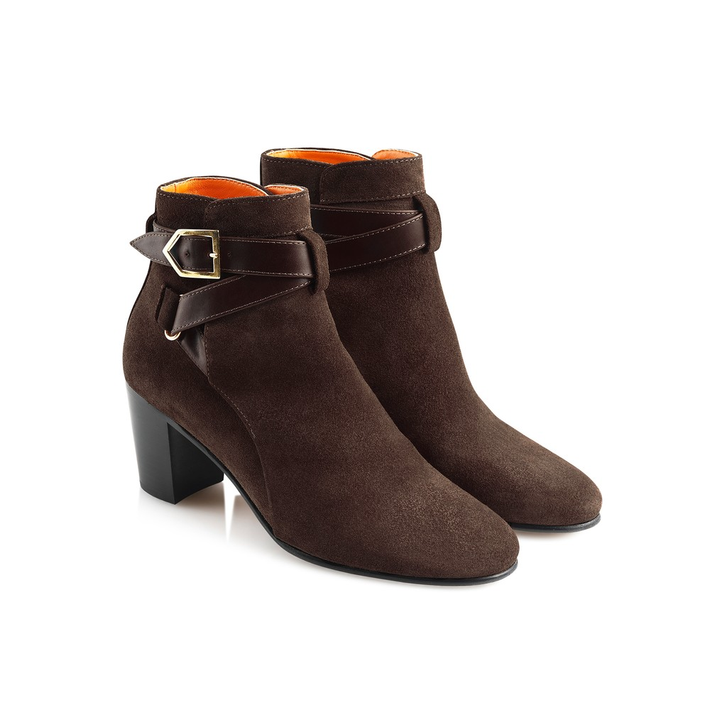 Fairfax & Favor Fairfax & Favor Kensington Boot - Chocolate