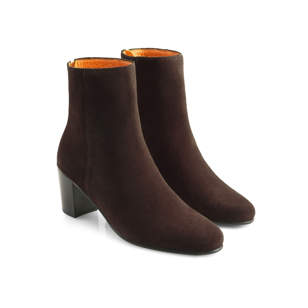 Fairfax & Favor Fairfax & Favor Knightsbridge Ankle Boot - Chocolate