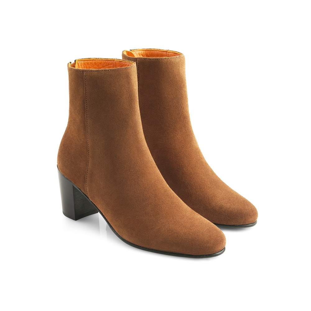 Fairfax & Favor Fairfax & Favor Knightsbridge Ankle Boot - Tan