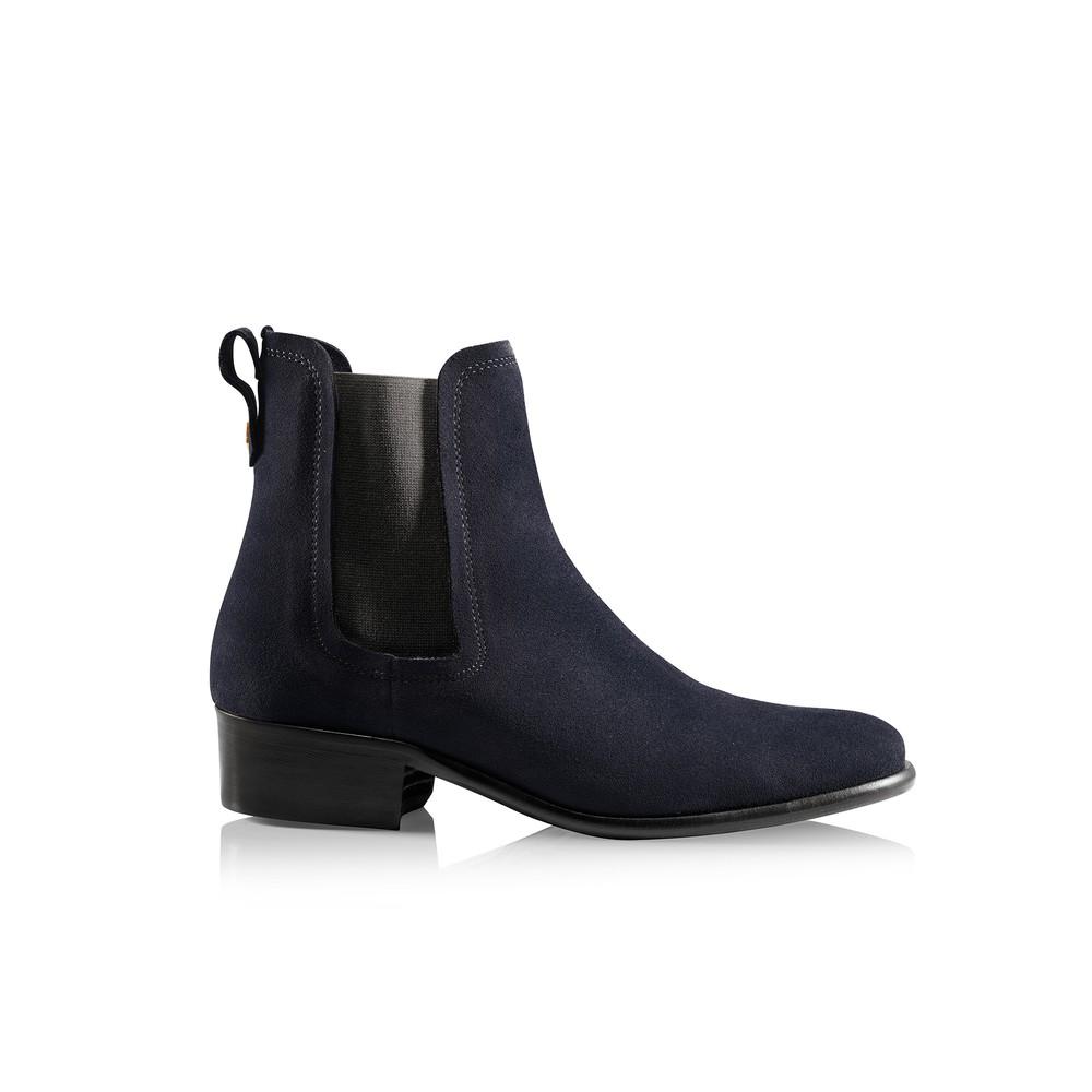 Fairfax & Favor Ladies Chelsea Boots Navy