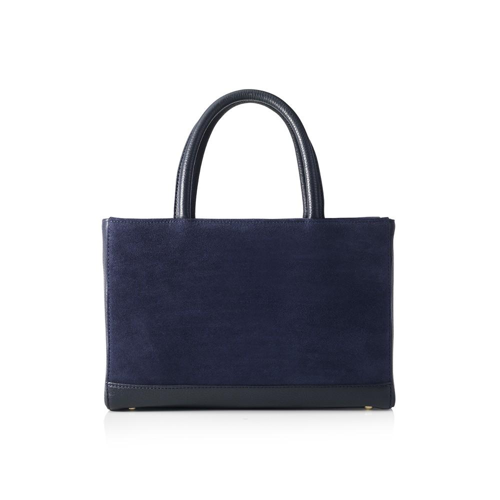 Fairfax & Favor Pembroke Bag - Navy Blue