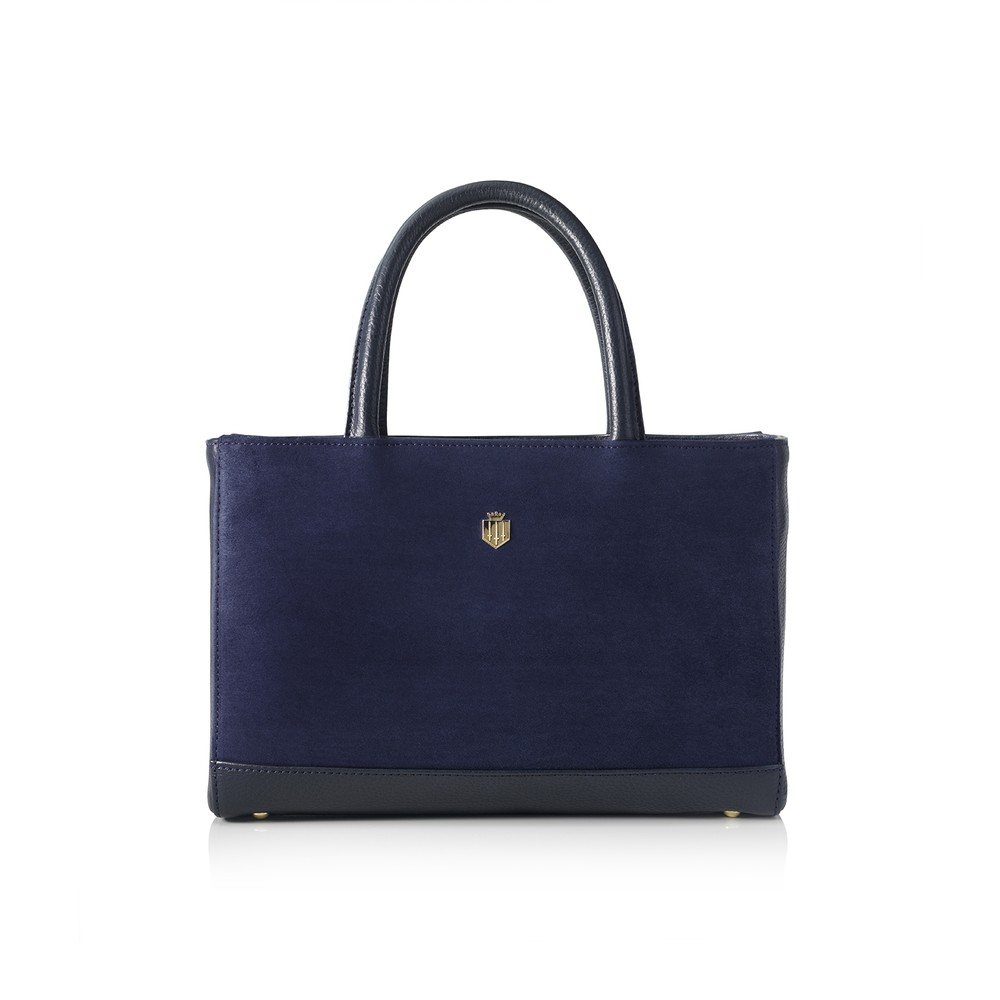 Fairfax & Favor Pembroke Bag - Navy Navy