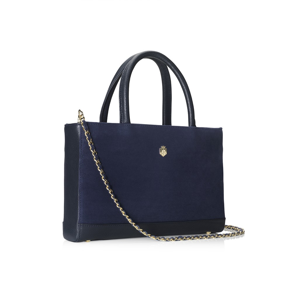 Fairfax & Favor Fairfax & Favor Pembroke Bag - Navy