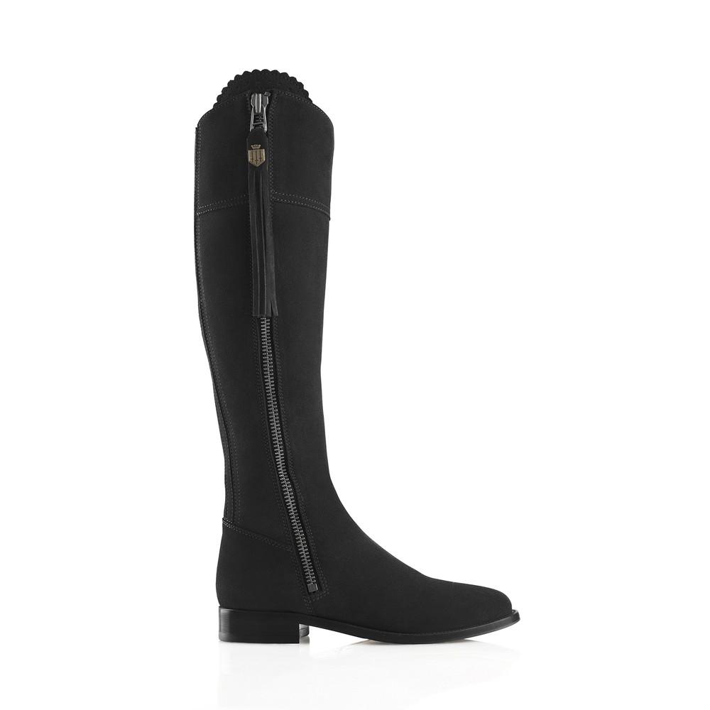Fairfax & Favor Regina Boot Black
