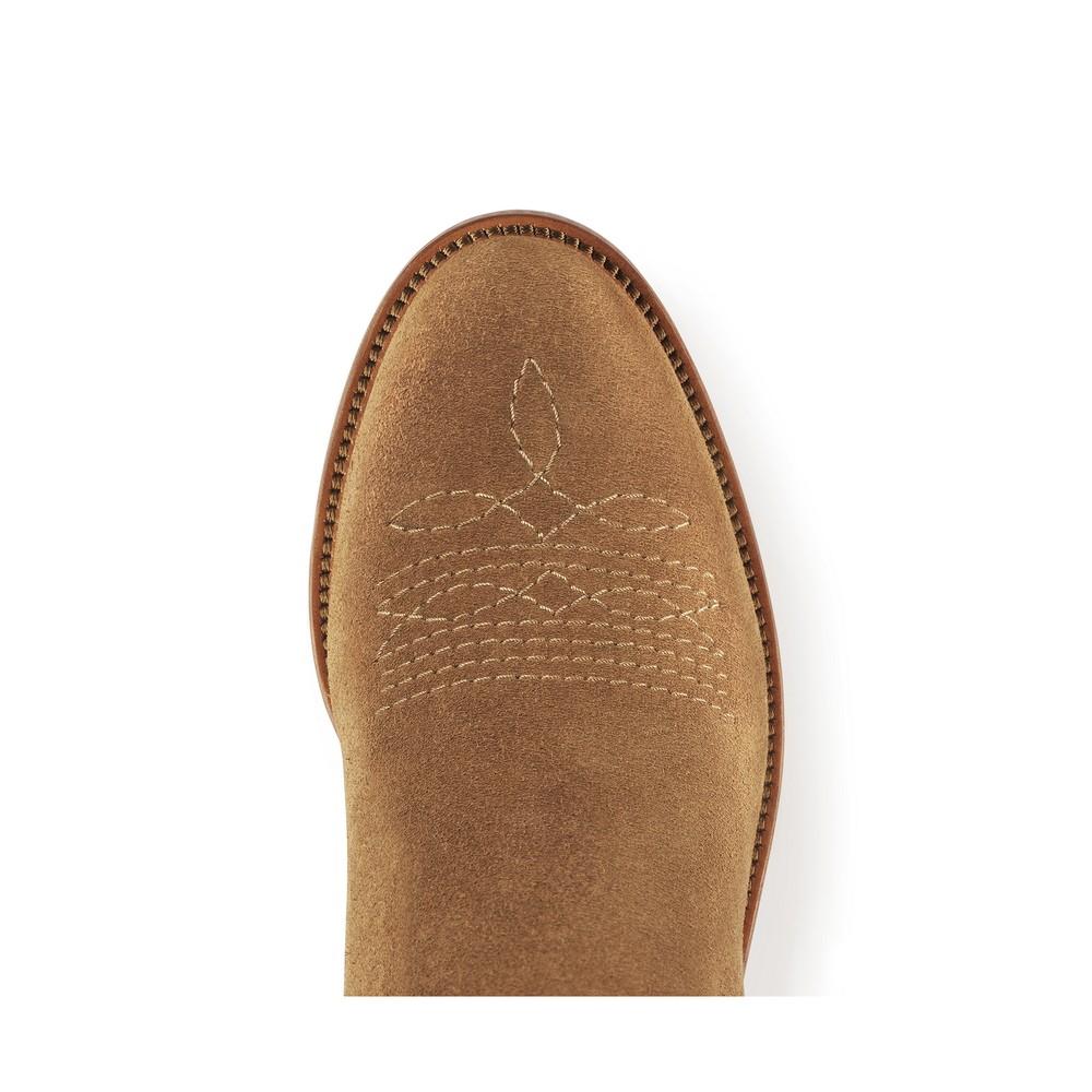 Fairfax & Favor Rockingham Boot Tan