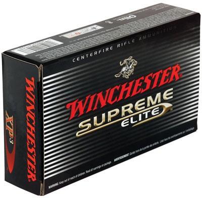 Winchester .30-06 Ammunition - 150gr - Supreme Elite XP3 Unknown