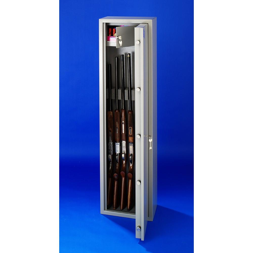 Brattonsound Gun Safe RL7+ 6-7 Gun Lock Top Deep