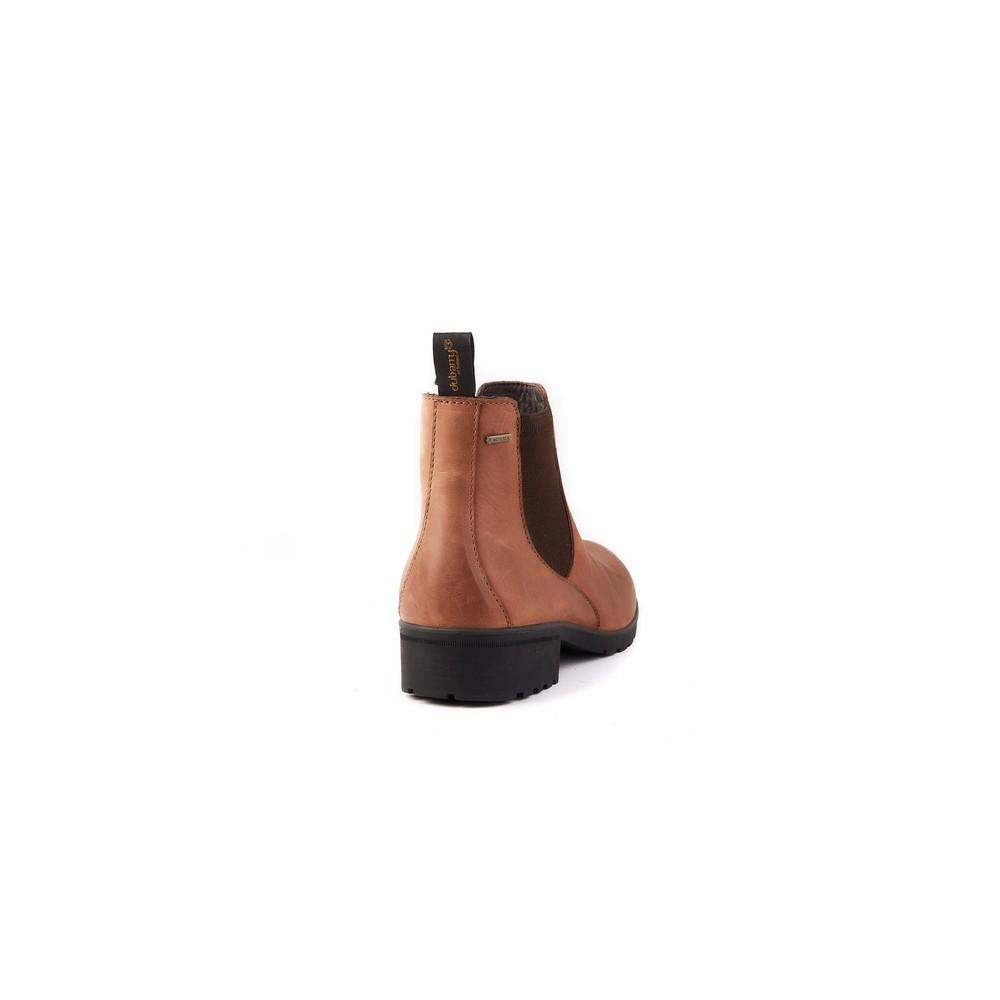 Dubarry Waterford Chelsea Boot - Chestnut Chestnut