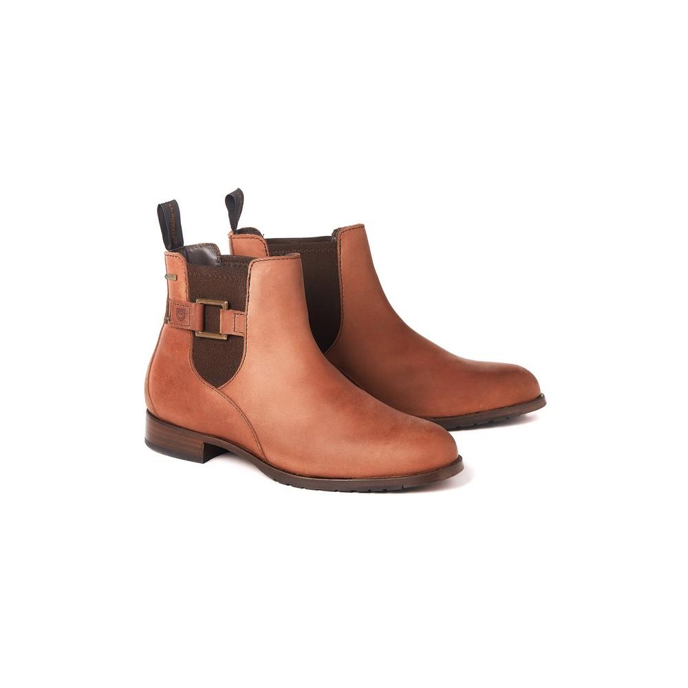 Dubarry Monaghan Chelsea Boot - Chestnut Chestnut