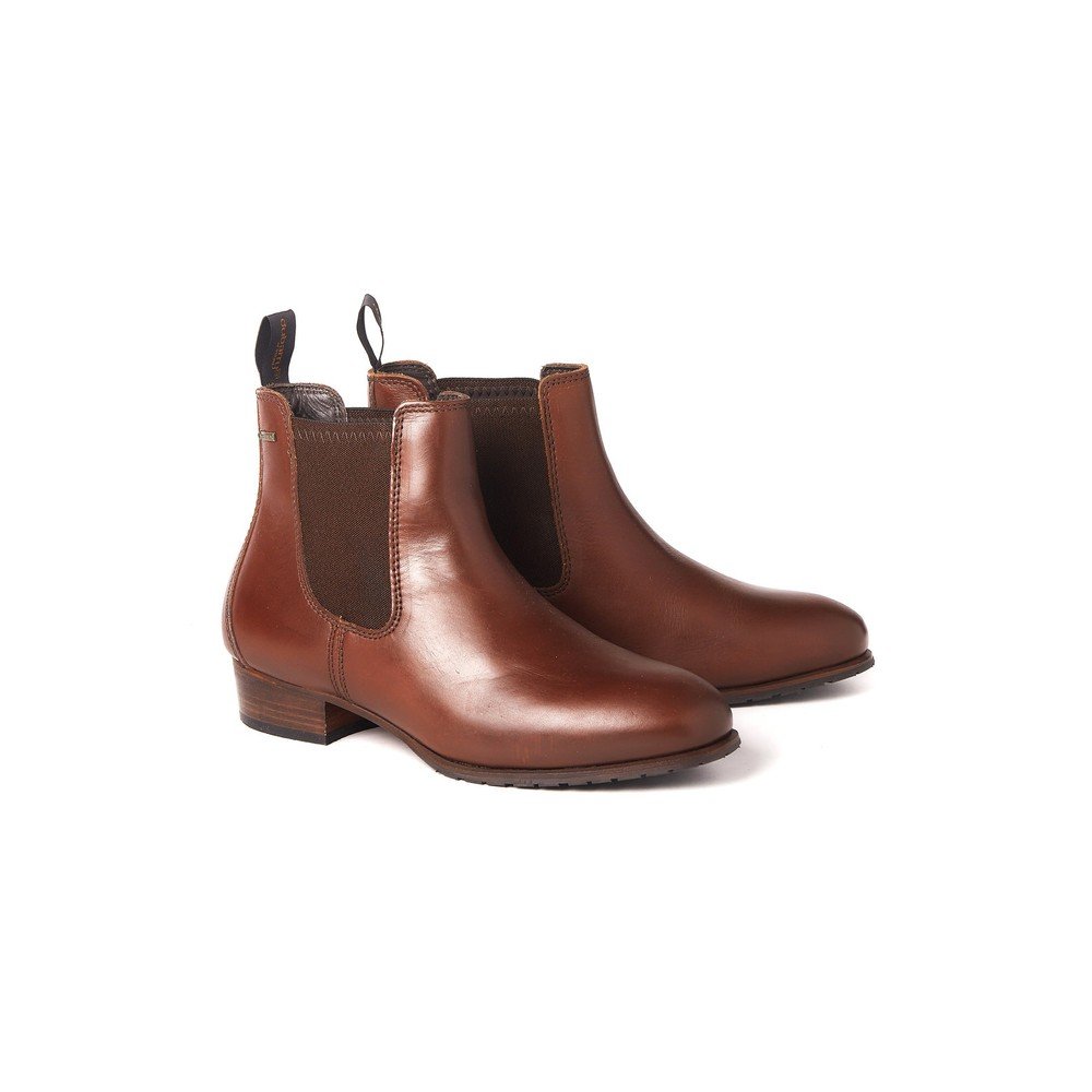 Dubarry Cork Boot - Chestnut - UK 5.5 EU 39 Chestnut