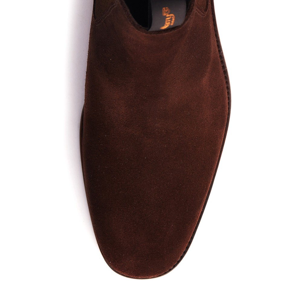 Dubarry Kerry Leather Ankle Boot - Cigar Cigar