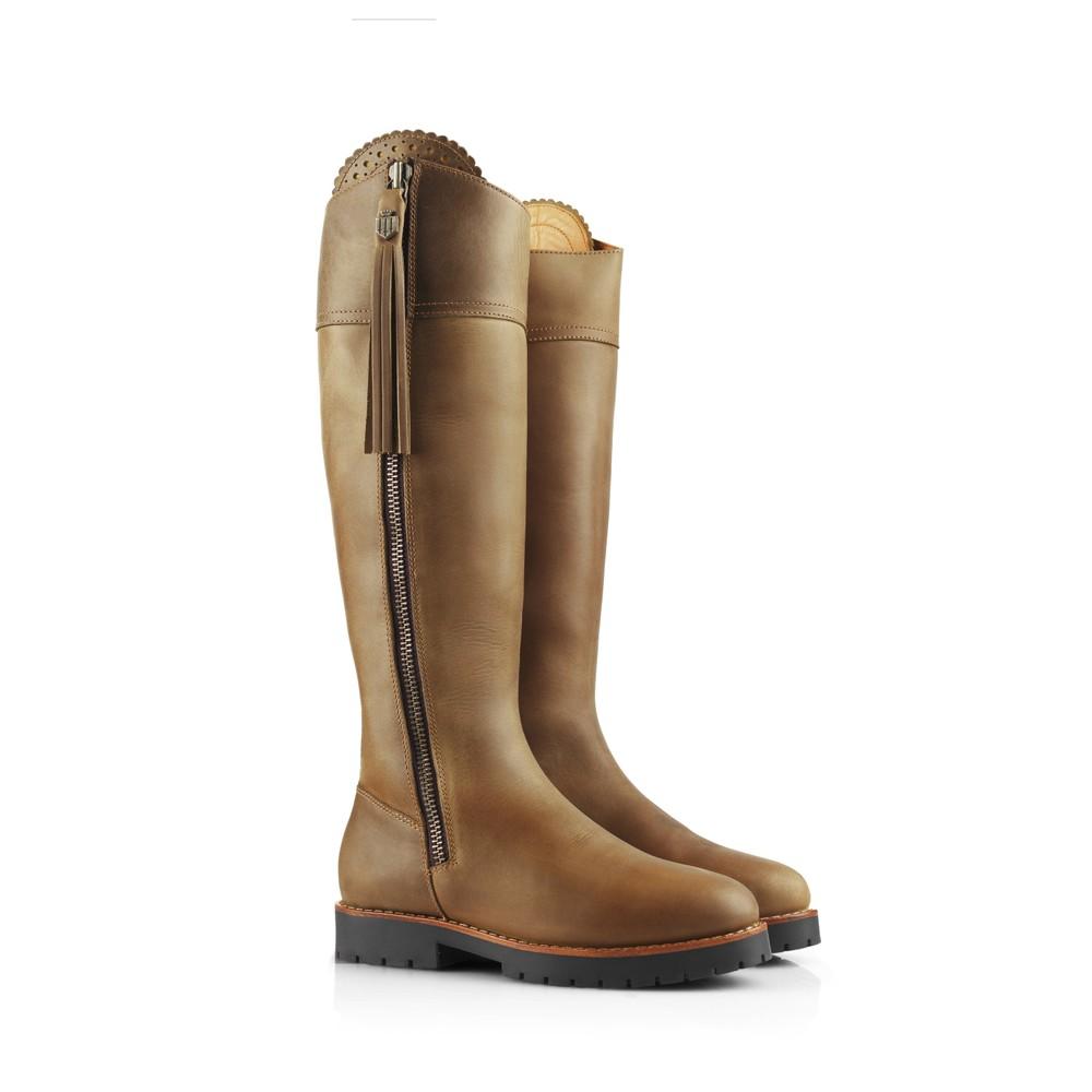 Fairfax & Favor Explorer Waterproof Boot - Oak