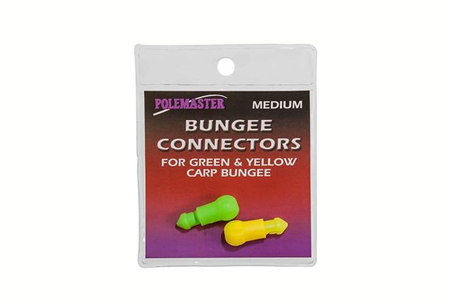 Drennan Polemaster Bungee Connector Bead Green & Yellow