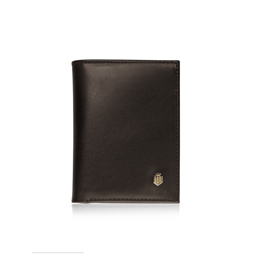Fairfax & Favor Fairfax & Favor Walpole Leather Wallet - Brown