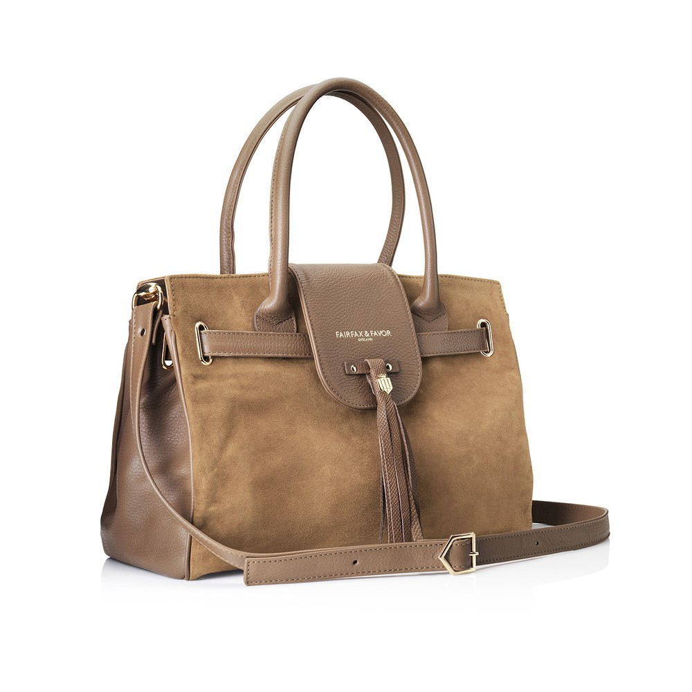Fairfax & Favor Fairfax & Favor Windsor Handbag - Tan