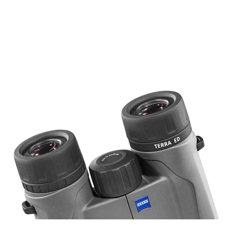 Zeiss Terra ED Binoculars - Grey/Black Black/Grey