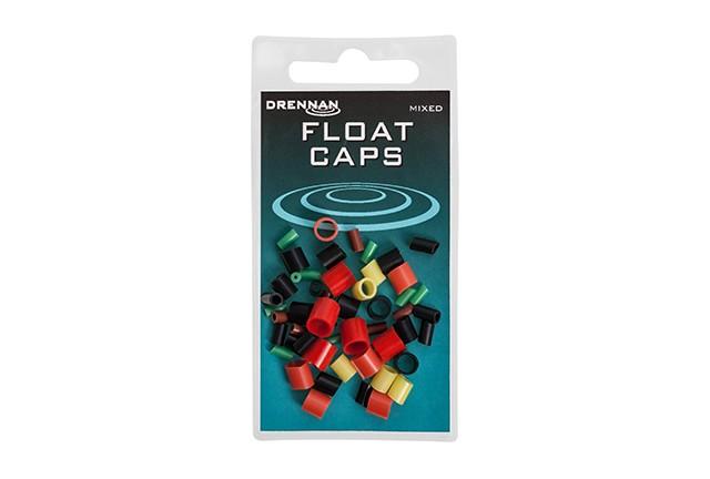 Drennan Mixed Float Caps Assorted