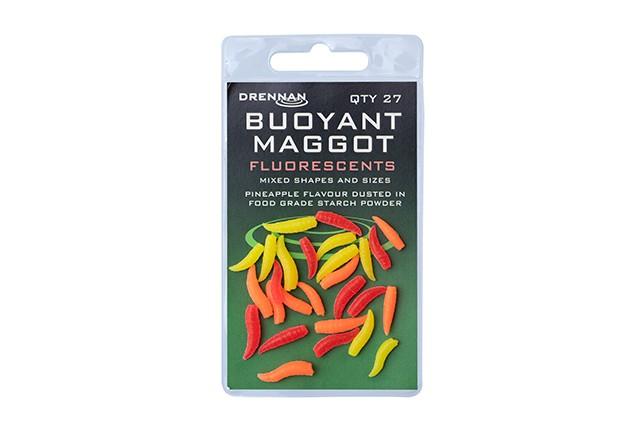 Drennan Buoyant Maggot Assorted