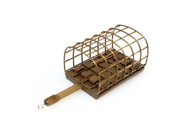 Drennan Heavyweight Oval Cage Feeder Camo