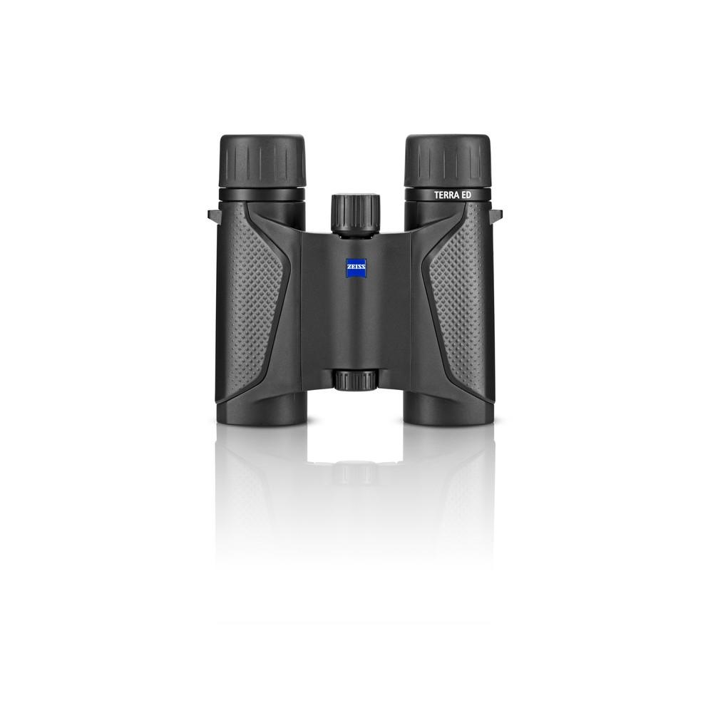 Zeiss Terra ED Pocket Binoculars - Black/Black