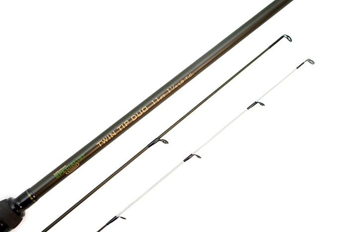 Drennan Specialist Twin Tip Duo Fishing Rod - 11/4lb - 11'