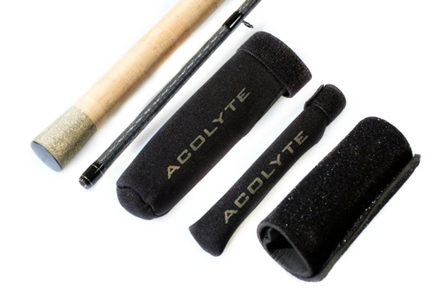 Drennan Acolyte Plus Feeder Rod - 10ft Black