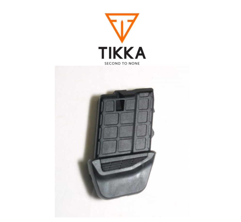 Tikka T1x Magazine - 10 Round - .17HMR