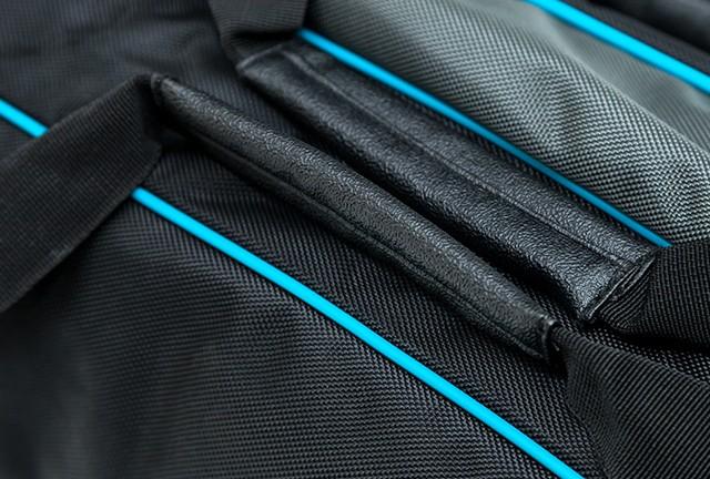 Drennan 4-6 Full Zip Rod Tube Holdall Black