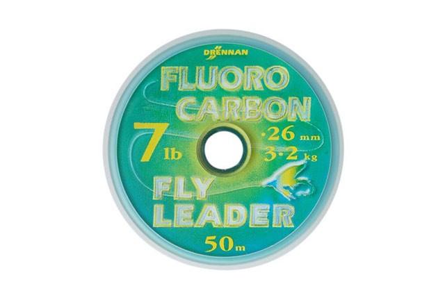 Drennan Fluorocarbon Fly Leader