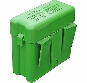 MTM 20 Round Ammo Case - .Large 270+ Green