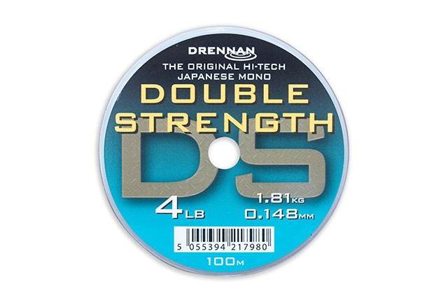 Drennan Double Strength Transparent