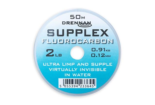 Drennan Supplex Fluorocarbon Transparent