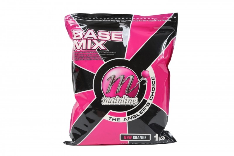 Mainline Baits Base Mix 1kg Assorted