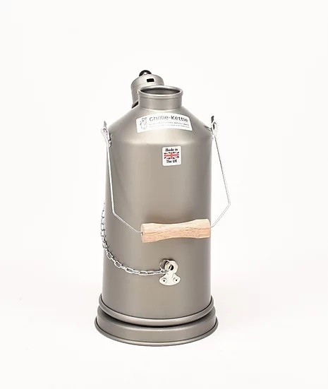Ghillie Kettle Company Ghillie Kettle - The Adventurer - Hard Anodised - 1.5L