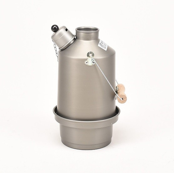 Ghillie Kettle Company Ghillie Kettle - The Explorer - Hard Anodised - 1.0L