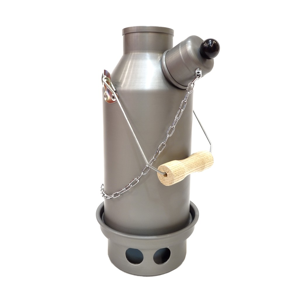 Ghillie Kettle Company Ghillie Kettle - The Maverick - Hard Anodised - 0.5L