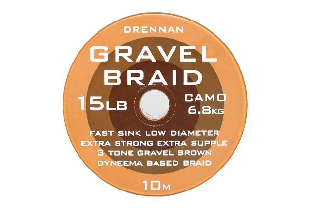 Drennan Gravel Braid Camo